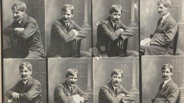 Henry Lawson in 1915.