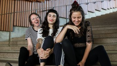 Safety and inclusivity are of huge concern to Camp Cope.