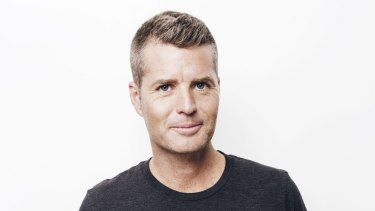 Paleo devotee, chef  and 'My Kitchen Rules' judge Pete Evans.