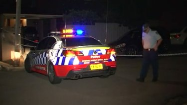 Pasquale Barbaro was shot dead outside a house in Earlwood.