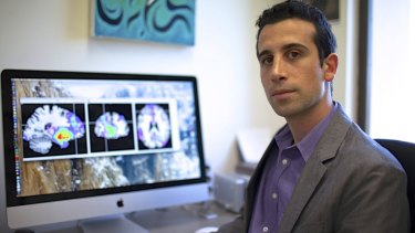 UCLA's Jess Rissman is researching using MRI scans to detect recognition of recent events.