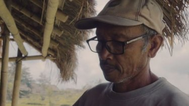 Bali rice farmer Made Anggis rejected a $40,000 offer from a developer to buy his land.