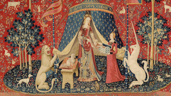 Indisputable masterpieces, The Lady and the Unicorn leave us pondering the imponderables