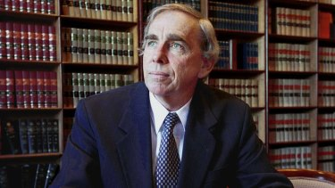 Justice Neville Owen ran the Royal Commission into the collapse of HIH.