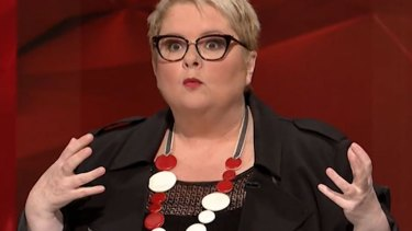 Magda Szubanski expressed her  bewilderment with the PM and his plebiscite policy