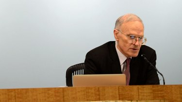 To remain head of the royal commission into trade union corruption: Dyson Heydon.