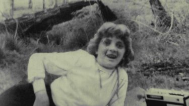 Ann-Marie Sargent, who disappeared on October 6, 1980.