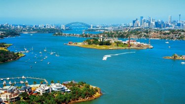 Lasting legacy: World leaders will endorse Sydney as the host of a new global infrastructure hub.
