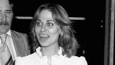 Sallie-Anne Huckstepp: found floating face down in a pond in Centennial Park.