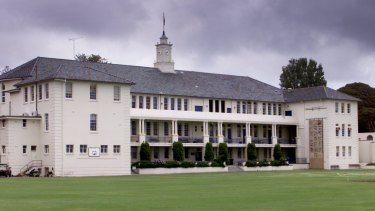 The Scots College in Bellevue Hill.