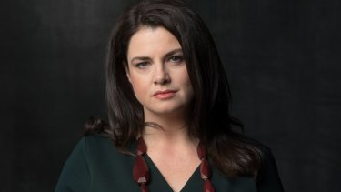 Louise Milligan, ABC journalist and author of 'Cardinal: The Rise and Fall of George Pell'.