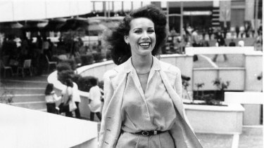 Victim: Anita Cobby was abducted while walking home from Blacktown train station on February 2, 1986.