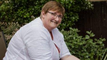 Disability Advocacy Network Australia chief executive Mary Mallett