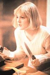 Drew Barrymore in <i>Scream</i>.