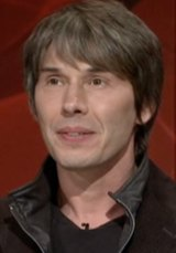 Professor Brian Cox on <i>Q&A</i>.