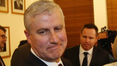 Michael McCormack says concern over the census is 'much ado about nothing'.