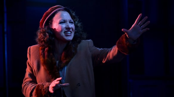 Gypsy review: Blazey Best chews up Rose's Turn and spits it at us