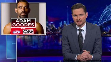 Charlie Pickering answers the question everyone is struggling with over the Goodes booing saga: is it racial?