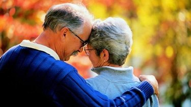 Women get healthier after their husbands die, new study shows