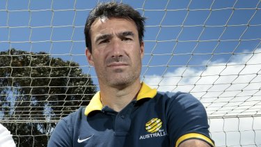 Former Socceroo Tony Vidmar has thrown his support behind Canberra's A-league bid.
