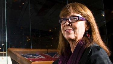 National Museum of Australia senior curator Carol Cooper has helped identify master carvers.
