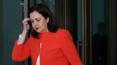 Queensland Premier Annastacia Palaszczuk said Townsville-based Brigadier Christopher Field would be leading the cyclone recovery effort.