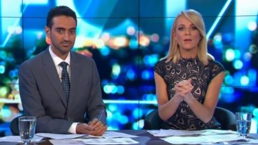 Parental leave and childcare has 'fallen off the radar,' says Carrie Bickmore. The Project co-host has a school-aged son and a one-year-old daughter.