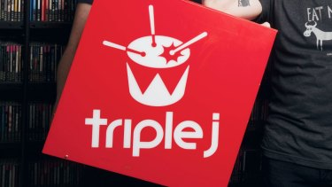 A man has been jailed after making threats against presenters at Triple J.