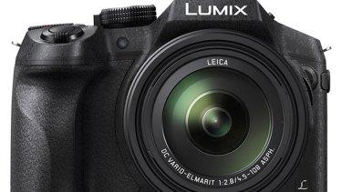 The Panasonic FZ300 camera delivers phenomenal video.
