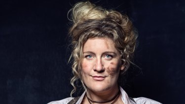 Virginia Gay gets to play her hero Calamity Jane at the Hayes Theatre.