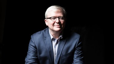 Former prime minister Kevin Rudd wants to see an end to factional kingmaking.