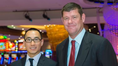 James Packer, with joint venture partner Lawrence Ho, admits he has probably outlaid too much on capital expenditure - having built casinos in Manila, Macau and with plans to add Japan and Sydney.
