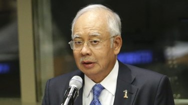 Malaysian Prime Minister Najib Razak has discussed the MH17 findings with Prime Minister Malcolm Turnbull and Dutch Prime Minister Mark Rutte.