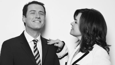 Part of the reason for Wilkinson's departure from Nine is believed to be because she was paid less than her on-air partner.