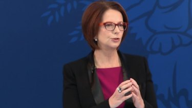 As education minister, Julia Gillard too sought more accountability from the states for how they spend federal money, more autonomy for principals, and a bigger emphasis on teacher quality.