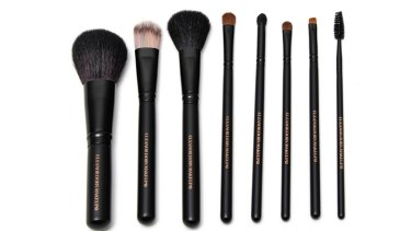 A good cleaning routine is essential for make-up brushes if you want to keep bad bacteria at bay.