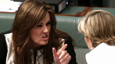 Tony Abbott's refusal to consider getting rid of his chief of staff, Peta Credlin, is doing him no favours with his colleagues.