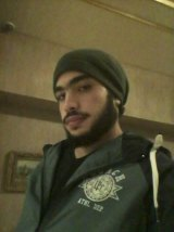 Saif Abdouai from the Tunisian town of Ouslatia is fighting with Islamic State in Syria