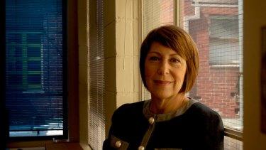 Book Council of Australia chair Louise Adler.