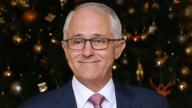 Prime Minister Malcolm Turnbull had promised to review the Coalition's climate policies.