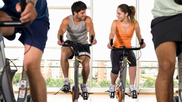 How to find love at the gym