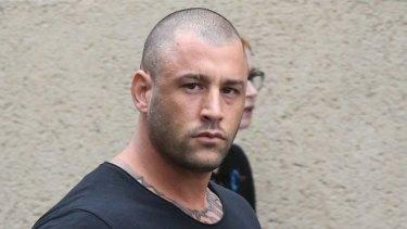 Sydney crime figure Pasquale Barbaro.