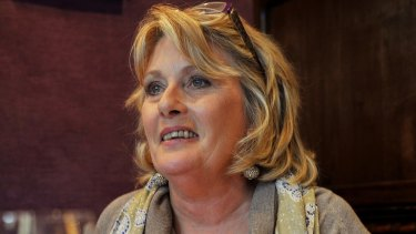 "Debra Byrne described Buke as a ""jerk"".."