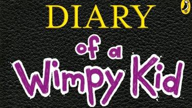 Diary of a Wimpy Kid, by Jeff Kinney