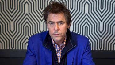 Touring with Perry Keyes, Tim Freedman discovered a teller of tall tales.
