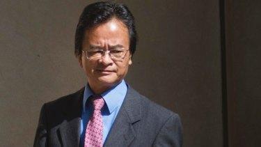 Jailed: Volkswagen engineer James Robert Liang.