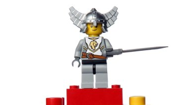 Researchers have found 30 per cent of all Lego sets contain at least one toy weapon.