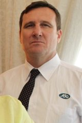 """""""If you were starting with a clean slate maybe you'd do it differently"""": Gerard Dwyer, SDA national secretary."""