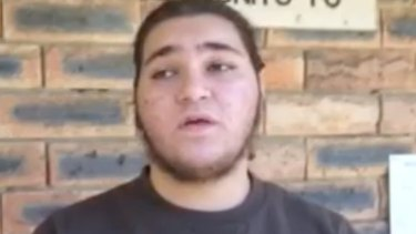 Raban Alou has been charged with belonging to a terrorist organisation.