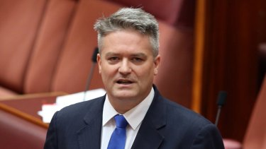 Finance Minister Mathias Cormann says it 'stands to reason' senators who attracted more primary votes and preferences are rewarded.